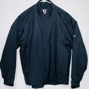 FJ Footjoy DryJoys Full Zip Rain Golf Jacket - M